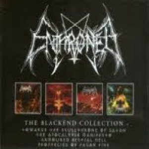 Enthroned - The Blackend Collection cover art