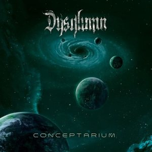 Dysylumn - Conceptarium cover art