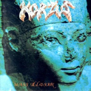 Korzus - Mass Illusion cover art