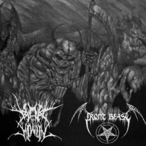 Front Beast - Black Howling / Front Beast cover art
