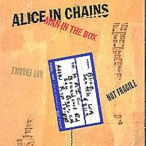 Alice In Chains - Man in the Box cover art