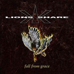 Lion's Share - Fall from Grace cover art