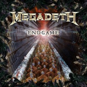Megadeth - Endgame cover art
