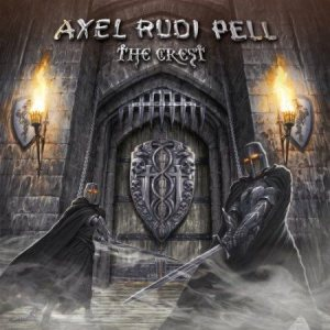 Axel Rudi Pell - The Crest cover art