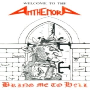 Anthenora - Bring Me to Hell cover art