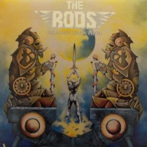 The Rods - Heavier Than Thou cover art