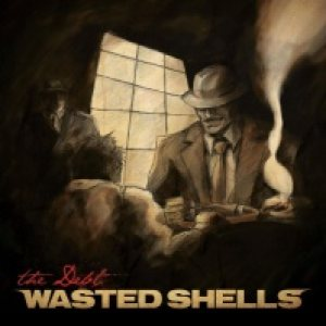 Wasted Shells - The Debt cover art