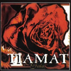 Tiamat - Gaia cover art