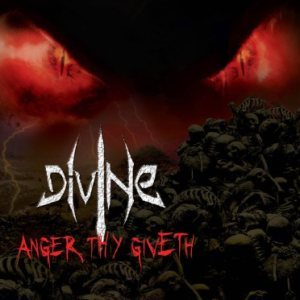 Divine - Anger Thy Giveth cover art