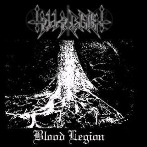 Hellegion - Blood Legion cover art