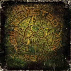 Newsted - Heavy Metal Music cover art