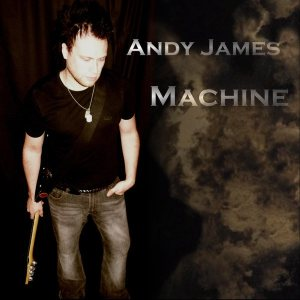 Andy James - Machine cover art