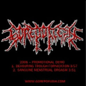Gorepoflesh - Gorepoflesh - Single cover art