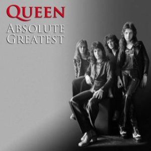 Queen - Absolute Greatest cover art