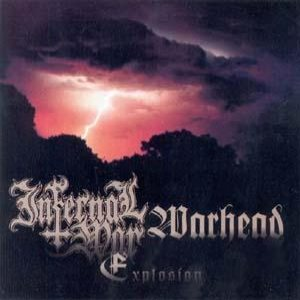 Infernal War - Explosion cover art