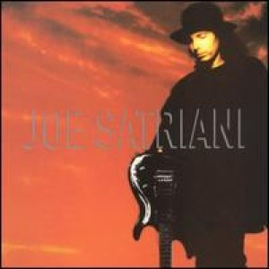 Joe Satriani - Joe Satriani cover art