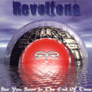 Revoltons - See You Soon in the End of Time cover art