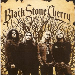 Black Stone Cherry - Black Stone Cherry cover art