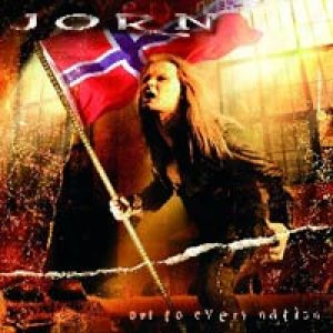 Jorn - Out to Every Nation cover art