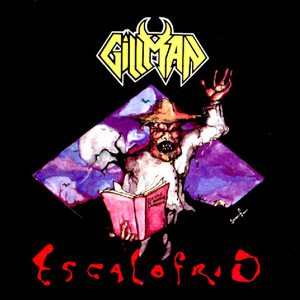 Gillman - Escalofrio cover art