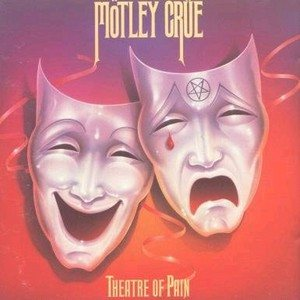 Mötley Crüe - Theater of Pain cover art