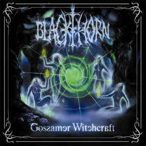 Blackthorn - Gossamer Witchcraft cover art