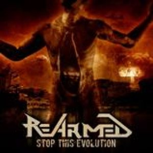 Re-Armed - Stop This Evolution cover art