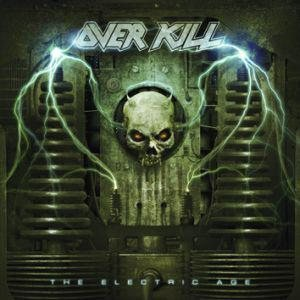 Overkill - The Electric Age cover art