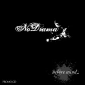 NoDrama - ...Before mind cover art