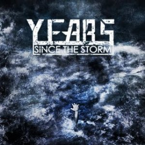 Years Since the Storm - Left Floating in the Sea cover art