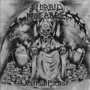 Morbid Macabre - Nails of Lust cover art