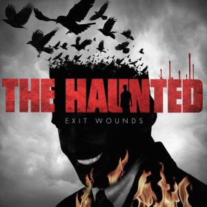 The Haunted - Exit Wounds cover art