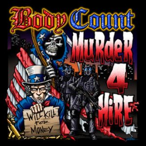 Body Count - Murder 4 Hire cover art