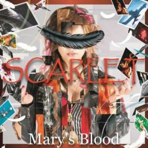 Mary's Blood - Scarlet cover art