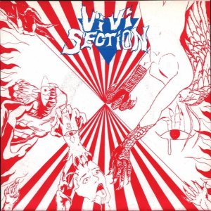 Vivisection - Clotted Symmetric Sexual Organ / Vivisection cover art