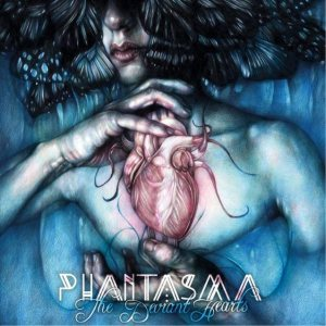 Phantasma - The Deviant Hearts cover art
