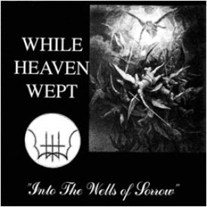 While Heaven Wept - Into the Wells of Sorrow cover art
