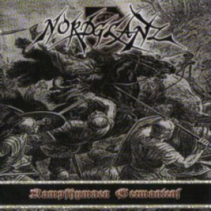 Nordglanz - Kampfhymnen Germaniens cover art