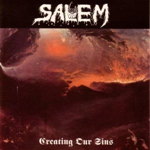 Salem - Creating Our Sins cover art