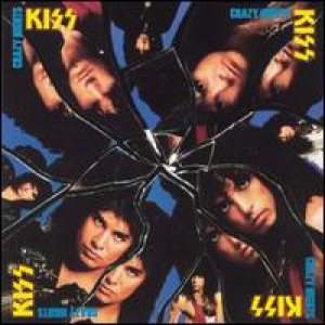 Kiss - Crazy Nights cover art