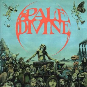 Pale Divine - Thunder Perfect Mind cover art
