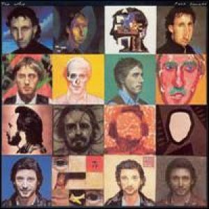 The Who - Face Dances cover art