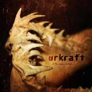Urkraft - A Scornful Death cover art
