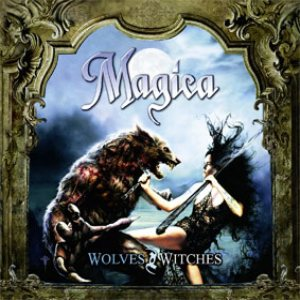 Magica - Wolves and Witches cover art