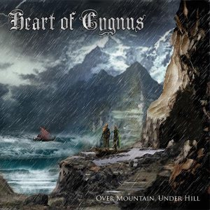 Heart of Cygnus - Over Mountain, Under Hill cover art