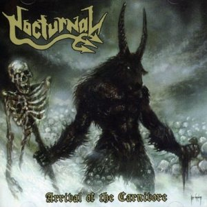 Nocturnal - Arrival of the Carnivore cover art