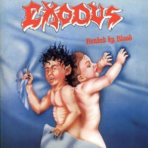 Exodus - Bonded By Blood cover art