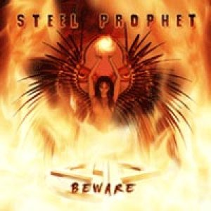 Steel Prophet - Beware cover art