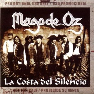 Mago De Oz - La Costa Del Silencio cover art