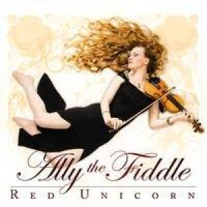 Ally The Fiddle - Red Unicorn cover art